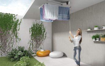 Deckentrockner oder auch Deckenständer genannt