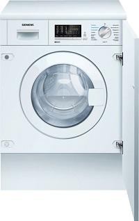 Einbau Waschtrockner
