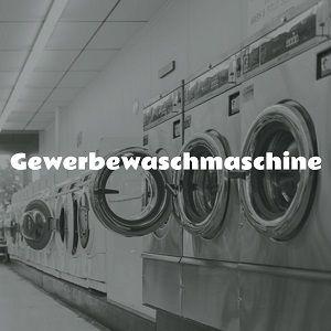 Gewerbewaschmaschine