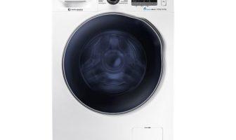 Samsung WD82J5400AW/EG Waschtrockner