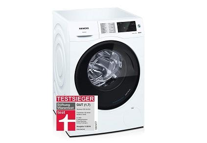 Siemens iQ500 WD14U540 Waschtrockner - Stiftung Warentest Testsieger