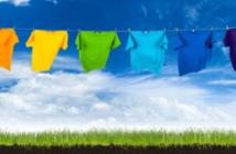 Wäscheleine oder Trockner?