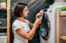 Waschtrockner Ausstattung