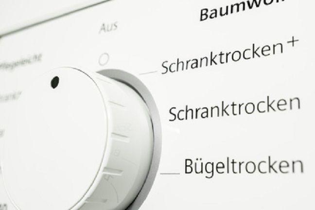 Der Trocknungsvorgang beim Waschtrockner