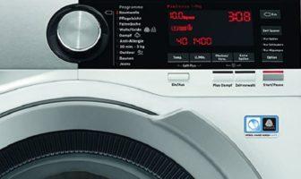 Waschmaschine mit Woolmark Zertifikat